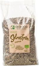 Biofood Solrosfrön 750 g