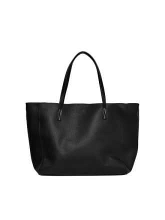ONLY Leather Look Bag Women Black