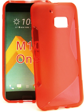 S-Line skal HTC 10 (Röd)