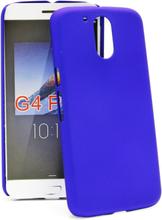 Hardcase Skal Lenovo Motorola Moto G4 / G4 Plus (Blå)