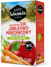 Sady WINCENTA APPLE-gulerodssaft NFC 3L