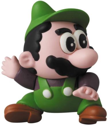 Nintendo UDF - Luigi (Mario Bros.)
