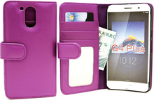 Plånboksfodral Lenovo Motorola Moto G4 / G4 Plus (Lila)