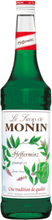 Monin Sirup Green Mint 70 cl