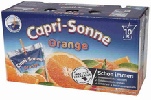 Capri Sun Orange 10 x 200 ml