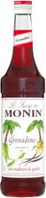 Monin Sirup Grenadine 70 cl