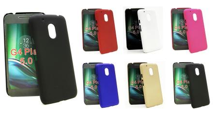 Hardcase Lenovo Motorola Moto G4 Play (Svart)