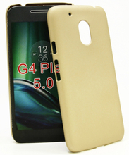Hardcase Lenovo Motorola Moto G4 Play (Champagne)