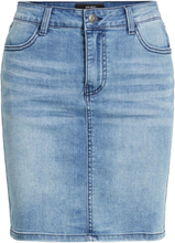 OBJECT COLLECTORS ITEM Denim Skirt Women Blue