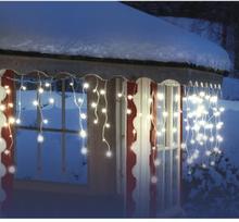 AIRAM Airam LED-valosarja, jääpuikot, 140 lamppua, 6,8 m