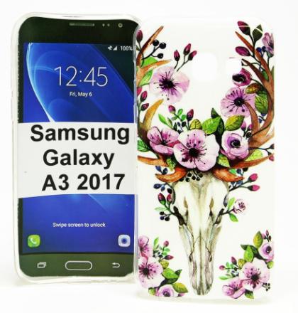 Designskal TPU Samsung Galaxy A3 2017 (A320F)