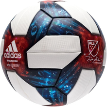 adidas Fotboll MLS Matchboll - Vit Silver Röd e886b86ae38c7