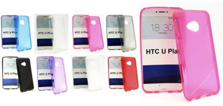 S-Line skal HTC U Play (Svart)