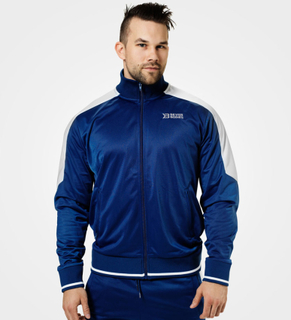 Better Bodies Brooklyn Track Jacket Navy M