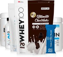 Muskeloppbygning - Fullpakke
