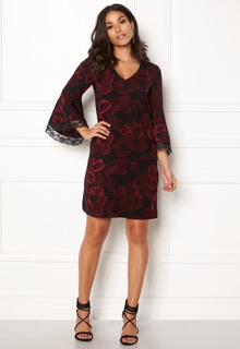 Happy Holly Audrey dress Patterned 36/38