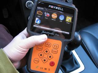 Foxwell NT644 Pro - Felkodsläsare CAN OBD1 OBD2 EOBD (Alla bilmodeller)