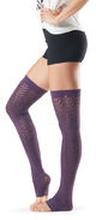 ToeSox Farrah Leg Warmers-säärystimet (Royal)