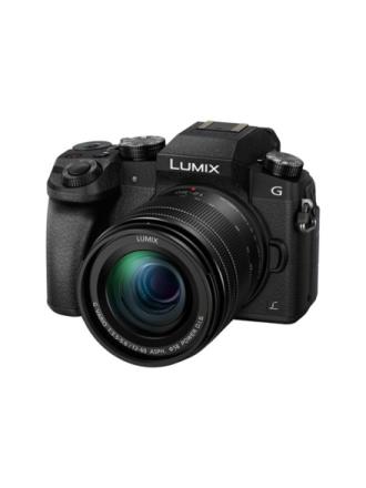 Lumix DMC-G7 + 12-60mm - Black