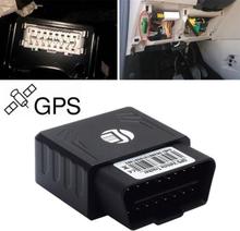 OBD II sanntids-GPS til bil