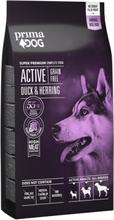 Prima Dog Active Grain Free Anka & Strömming