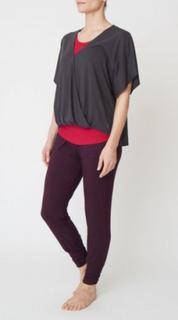 Softly Soft t-shirt (Färg: Mörkblå, Storlek: XL)