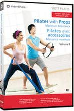 Stott Pilates -Pilates with Props Vol. 1 -DVD