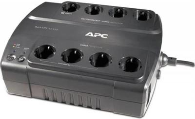 APC Back-UPS ES, 550VA/330W, grenuttag
