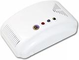 Trådlös gasdetektor för trådlösa larmpaket (DC 12V