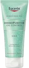 Eucerin DermoPURIFYER Oil Control Scrub 100 ml