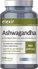 Ashwagandha, 120 veg. kapslar