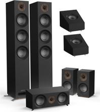Jamo S 809 Hcs 5.0 + S8 Atmos Speakers Package