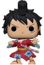 POP Animation: One Piece- Luffy im Kimono