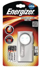 Energizer LED-Ficklampa 28 lm Silver