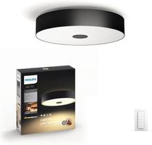 Philips Hue - Fair Ceiling Light Black - White Ambiance
