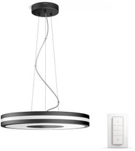 Philips Hue - Being Pendant Lamp Black (Dimmer Included) - White Ambiance