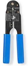 Nedis RJ45 crimp-verktyg blå