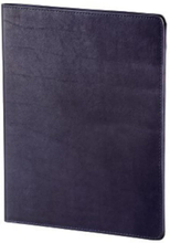 Hama iPad Portfolio Alicante Läder Blå/Blå iPad 3/4