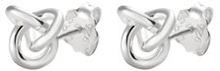 Le Knot drop studs, ONE SIZE