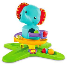 Fisher-Price - Elephant Ball Blast (DGT87)
