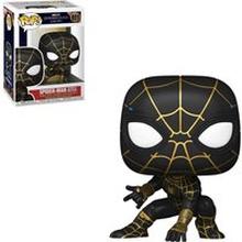 Marvel Spider-Man No Way Home Black and Gold Suit Funko Pop! Vinyl