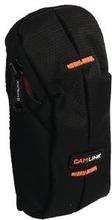 Camlink Kamera Kompakt Väska 70 x 120 Svart/Orange
