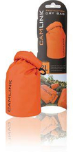 Camlink Outdoor Dry Bag Orange/Svart 2 l