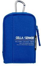GOLLA Kompaktväska Alfie G1245 Blå