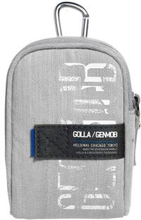 GOLLA Kompaktväska Aria Denim G1251 Grå