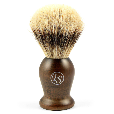 Thorip Ibenholt Tre Silvertip Barberkost