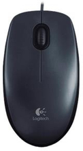 Logitech Mouse M100 Dark, Optical (1000 dpi)