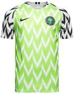 Nigeria Hjemmedrakt 2018/19 Barn