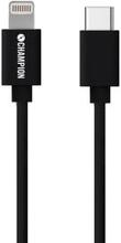 Champion Ladd&Synk kab USB-C till Light