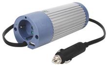 HQ Inverter Modifierad sinusvåg 12 VDC - AC 230 V 100 W F (CEE 7/3) / USB